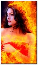 Вогняна діва