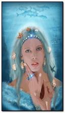 Princess Of The Underwater World