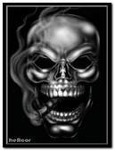Fumador Calabera