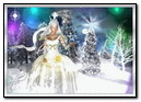 Fantasy Queen In Snow