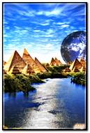 Pyramids Of Giza Utopia