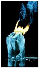 Танення кубику льоду