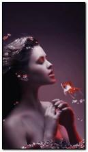 Girl & Fish
