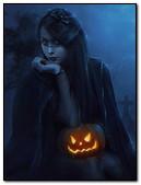 Lady Halloween 1