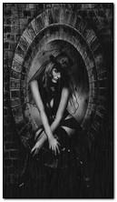 Chica oscura