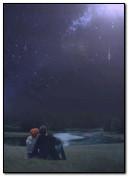 couple dans la nuit