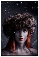 Zimowa dama