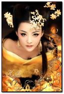 アジアの女の子