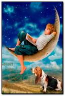 O menino na lua