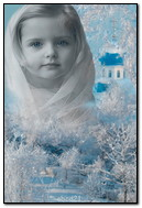 겨울 소녀