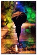 yalnız yürürüm