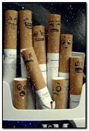 मजेदार सिगरेट