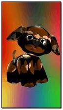 Plush Dog 360x640