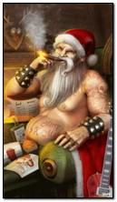 Забавний Санта