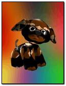 Plush Dog 240x320