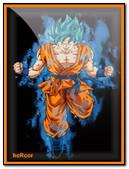 Goku Super Saiyan Blue 2 Gif