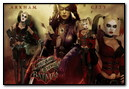 Harley Quinn Arkham City Game