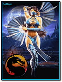 Kitana Mortal Combat