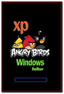 Angry Birds Boot Screen