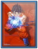 Goku Fukkatsu Gif