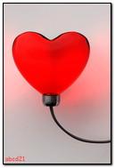 Lampe de coeur
