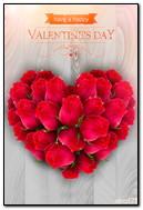 Jantung mawar