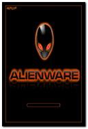 Alien W Naranja