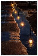 Pluie du soir