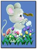 Mouse Florist