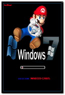 Windows Se7en Mario Auto