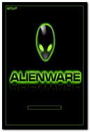 Alien W Verde