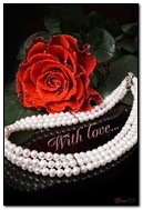 Rose And Beads