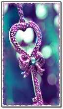 Glitter Key