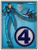 Mister Fantastic Marvel B
