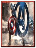 美国队长复仇者