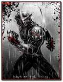Shredder Dawn Of The Ninja