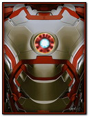 Carcasa Ironman