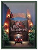 Puerta Jurassic Park