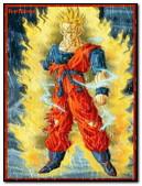 Fuego Goku Db