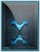 Nightwing Blue Logo