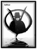 V For Vendetta Logo