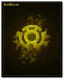 Sinestro Logo 128