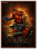 Hellboy 240 By