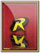 Robin Comix Logo
