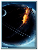 Planeta Explosion