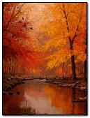 Sông mùa thu