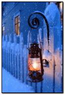 Linterna de invierno