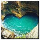 Lago do coração