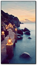 The Path Of Lanterns