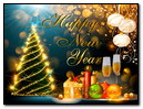 Happy New Yeargreating Cards Postcards